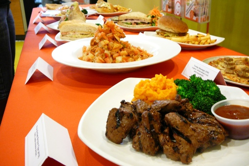 events food
